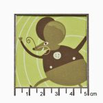 sticker enfant repositionnable - Chocovenyl Fun Transportation de Sarajo Frieden